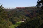 Belastungsfahrt Müngstener Brücke 29.09.2010