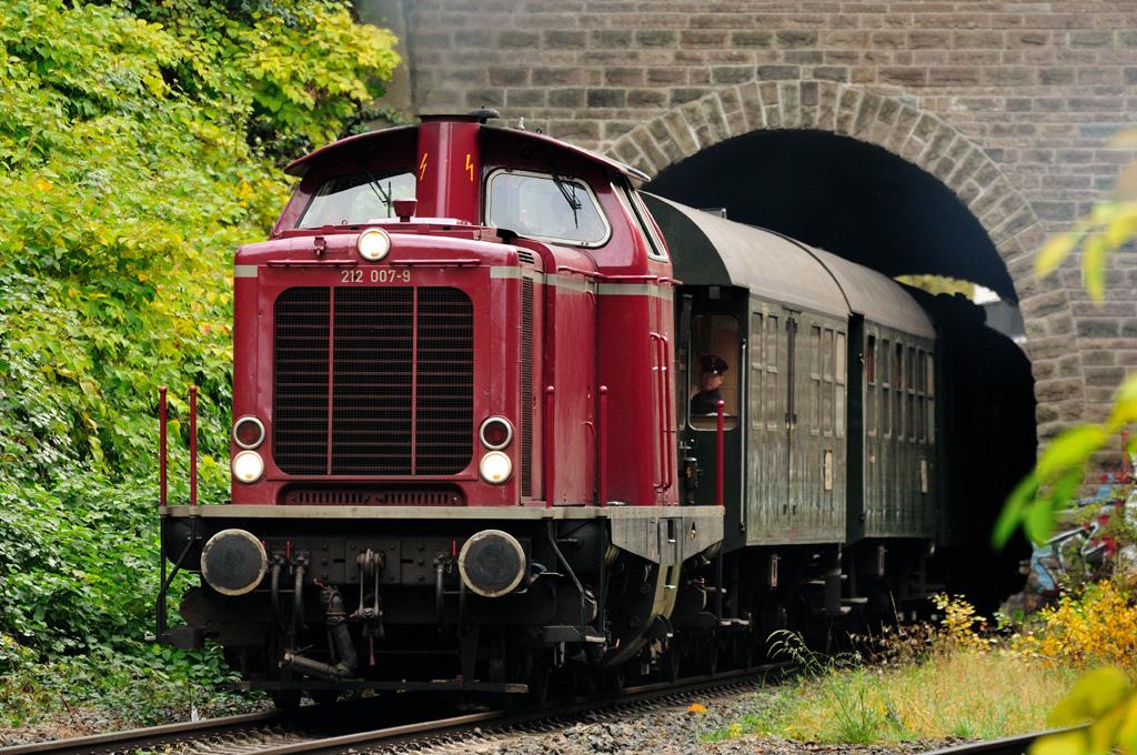 Brückenfest Solingen - Weyersberger Tunnel