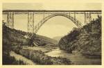 Postkarte Kaiser-Wilhelm-Brücke 1908, Slg. Michael Tettinger