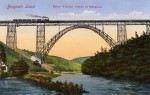 Ansichtskarte Müngstener Brücke, Slg. Michael Tettinger