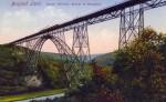 Zeichnung Müngstener Brücke, Slg. Michael Tettinger