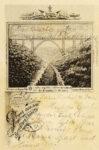 AK Müngstener Brücke 1894, Slg. Michael Tettinger