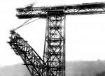 Arbeiter in der Brückenkonstruktion, © MAN-Museum und Historisches Archiv